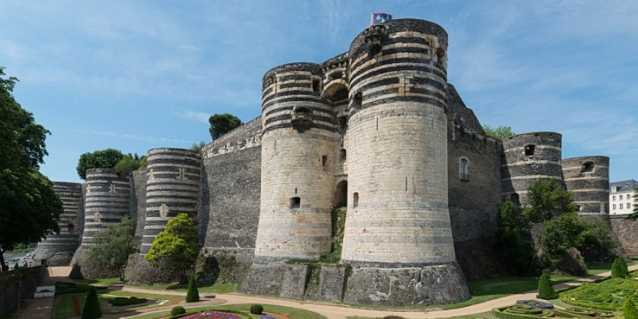 The Castle of Angers